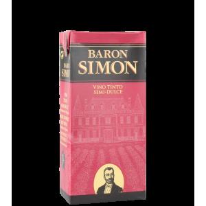 男爵紅酒 Baron Simon Tinto Brik