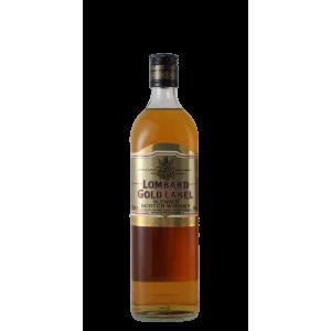 金牌龍邦蘇格蘭威士忌 Lombard Gold Label Blended Scotch Whisky