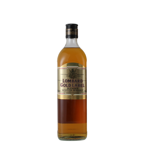 金牌龍邦蘇格蘭威士忌 Lombard Gold Label Blended Scotch Whisky