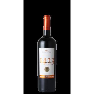 皇子威紅酒 Principe de Viana 1423 2012