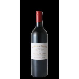 白馬副牌  Le Petit Cheval Blanc 2006