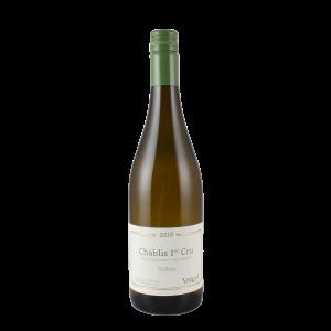 威爵白酒 Chablis Vaillons,Verget 2018